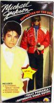 Michael Jackson - Beat It - 12\'\' Collectible Doll - LJN 1984