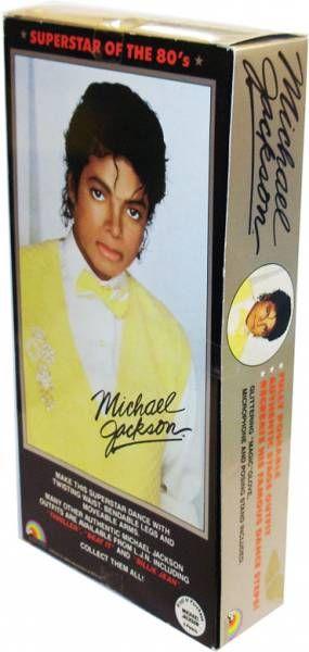 Michael Jackson - Beat It - Poupée 30cm - LJN 1984