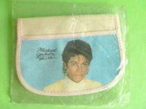 Michael Jackson - Thriller - Porte-monnaie vintage bords roses neuf en sachet
