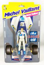 Michel Vaillant - Club Cadeaux ELF & Remanence 1991 - Action Figure (Mint on Card)