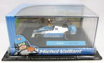 Michel Vaillant - Jean Graton Editeur - Vaillante F1-1982 Turbo - Diecast Vehicle - Scale 1:43 (Mint in Box)