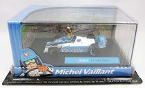 Michel Vaillant - Jean Graton Editeur - Vaillante F1-1982 Turbo - Véhicule en Métal Echelle 1/43 (Neuve en Boite)