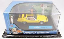 Michel Vaillant - Jean Graton Editeur - Vaillante Mistral GT - Diecast Vehicle - Scale 1:43 (Mint in Box)