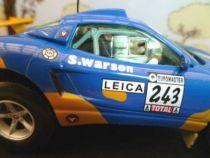 Michel Vaillant Jean Graton Editor Vaillante Buggy Cairo Diecast Vehicle - Scale 1:43 (Mint in Box)