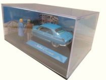 Michel Vaillant Jean Graton Editor Vaillante Concorde Diecast Vehicle - Scale 1:43 (Mint in Box)