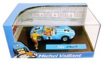 Michel Vaillant Jean Graton Editor Vaillante Le Mans\\\'61 Diecast Vehicle - Scale 1:43 (Mint in Box)