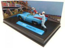 Michel Vaillant Jean Graton Editor Vaillante Le Mans Type 2 Diecast Vehicle - Scale 1:43 (Mint in Box)