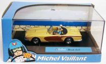 Michel Vaillant Jean Graton Editor Vaillante Monte Carlo Diecast Vehicle - Scale 1:43 (Mint in Box)