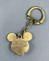 Mickey - Porte-clés Promotionnel du Journal de Mickey (1960\'s)
