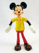 Mickey and friends - Brabo Bendable Figure - Mickey