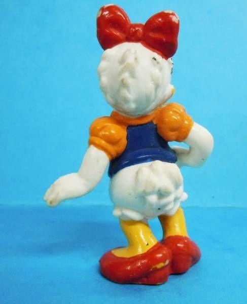 Mickey and friends - Bully 1985 PVC Figure - Daisy