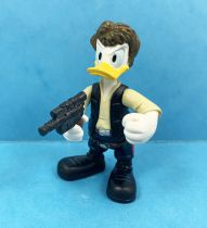 Mickey and friends - Disney Star Tour - Donald Duck as Han Solo