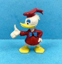 Mickey and friends - Heimo PVC Figure - Donald (red) #2