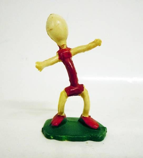 Mickey and friends - Jim Plastic Figure - Filament