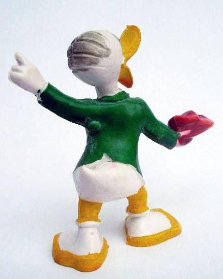 Mickey and friends - Jim Plastic Figure - Gladstone Grander