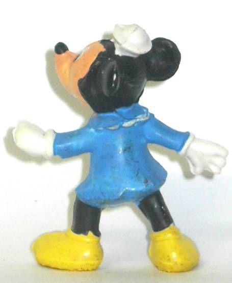 Mickey and friends - Jim Plastic Figure - Minnie\'s cousin