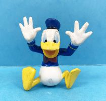 Mickey and friends - Kid\'M 1995 PVC Figure - Donald grimacing
