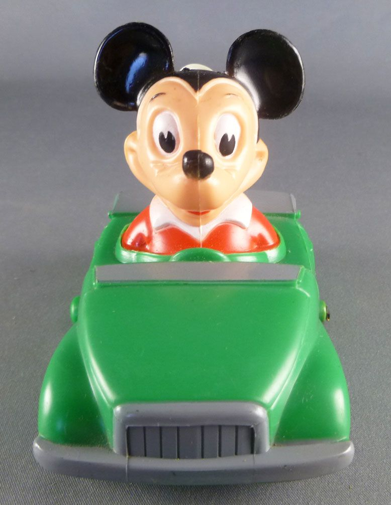 Mickey and friends - Kohner N° 298 Tricky Rider Vehicle - Mickey\'s car Mint in Box