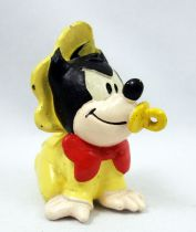 Mickey and friends - M+B Maia Borges PVC Figure 1985 - Disney Babies Baby Pete