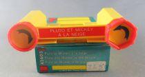 Mickey and Friends - Meccano France 42603 - Minema Tape Pluto & Mickey to the Snow MIB