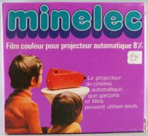 Mickey and Friends - Super 8 Movie Color - Minelec / Cinema (Meccano France) - Goofy Surfing (ref.43202)
