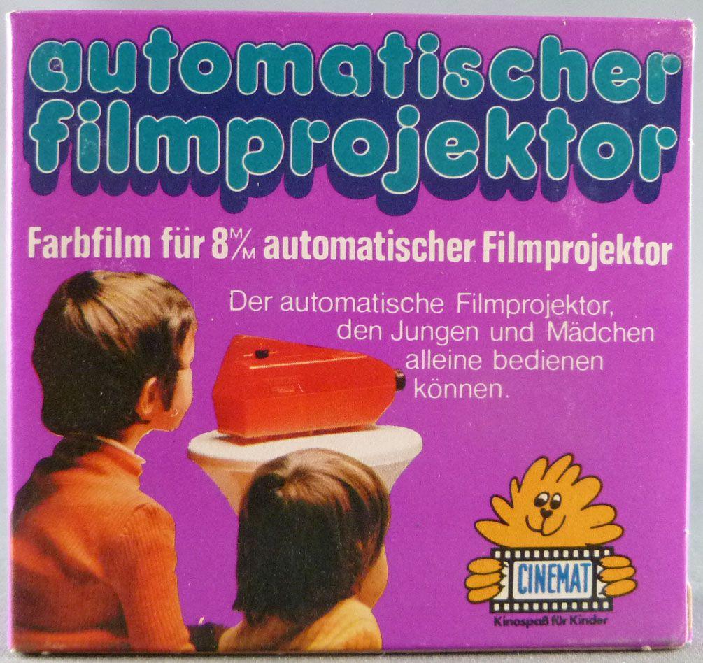Mickey and Friends - Super 8 Movie Color - Minelec / Cinema (Meccano France) - Goofy Surfing (ref.43202)