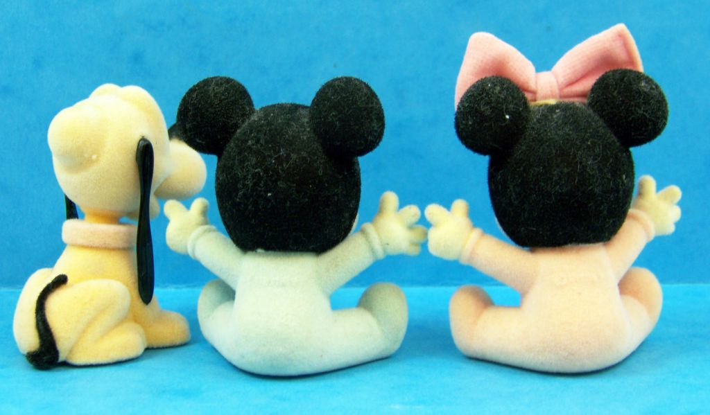 Mickey et ses amis - Disney Family Simba Toys - Famille de Mickey et Minnie