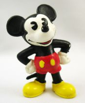 Mickey et ses amis - Figurine PVC Bully 1984 - Mickey classique