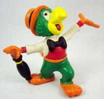 Mickey et ses amis - Figurine PVC Comics Spain - Les Trois Caballeros : José Carioca