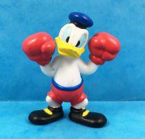 Mickey et ses amis - Figurine PVC Lucky - Donald Boxeur
