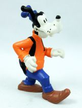 Mickey et ses amis - Figurine PVC M+B Maia Borges 1982 - Dingo