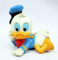Mickey et ses amis - Figurine PVC M+B Maia Borges 1985 - Disney Babies Bébé Donald