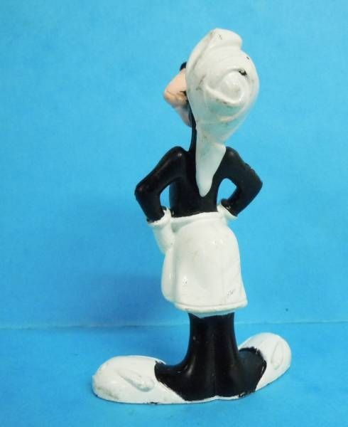 Mickey et ses amis - Figurine PVC Nestlé - Dingo sort de la douche