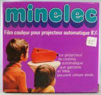 Mickey et ses amis - Film couleur Super 8 - Minelec (Meccano France) - Concours de Pêche (réf.43213)