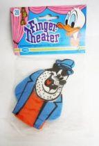 Mickey et ses amis - Marionnette à doigt Helly - Pat Hibulaire
