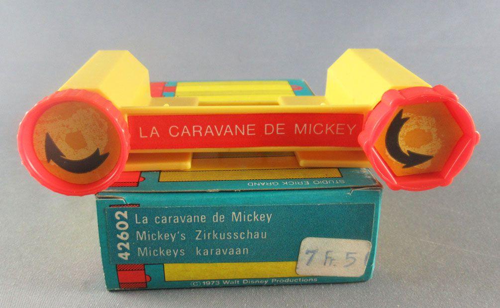 Mickey et ses amis - Meccano France 42602 - Cassette Minema La Caravane de Mickey Neuf Boite