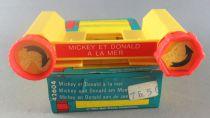 Mickey et ses amis - Meccano France 42604 - Cassette Minema Mickey & Donald à la merNeuf Boite