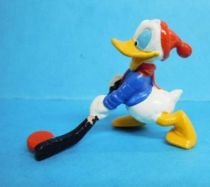 Mickey et ses amis - Mini Figurine PVC Disney - Donald Hockey