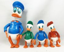 Mickey et ses amis - Véhicule en Plastique Nacoral - La Voiture de la famille Donald (El Auto de la familia Donald)