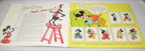 Mickey Story - Album collecteur de vignettes Panini 1979