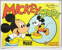 Mickey Story - Panini Stickers collector book 1979