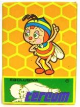 Micky, the Bee - Tercom - 4\\\'\\\' Bendable Figure (Mint in Box