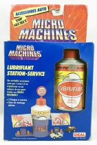 MicroMachines - Galoob - 1990 Lubrifiant Station-Service (Accessoires Auto Top Secret)