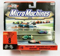 MicroMachines - Hasbro - 2000 Racing #5 Assortiment Piste et Voitures