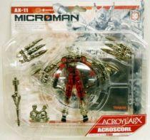 Microman - AcroyearX Acroscorl - Takara