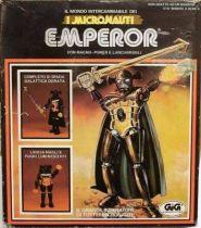 Micronauts - Emperor