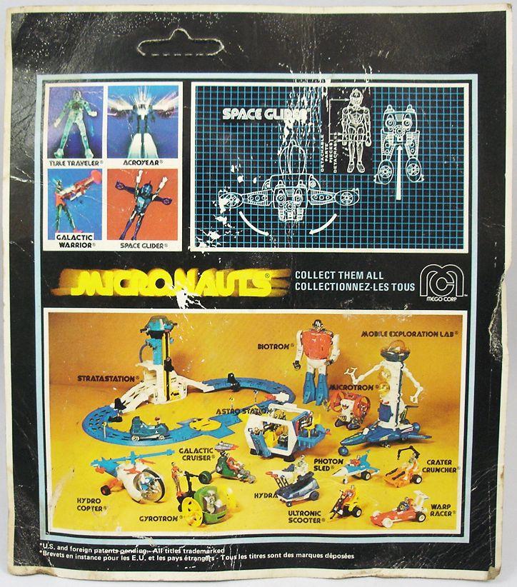 Micronauts - Space Glider (1)
