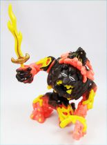 Mighty Max - Battle Max Warriors - Lava Beast (loose)
