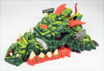 Mighty Max - Playset - Dragon Island (loose)
