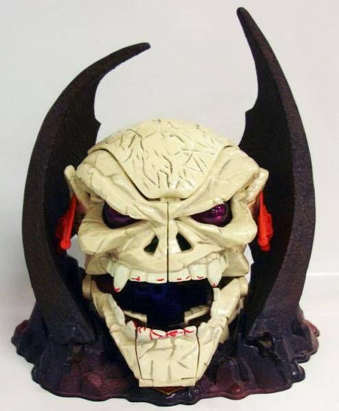 Mighty Max - Playset - Skull Master (loose)